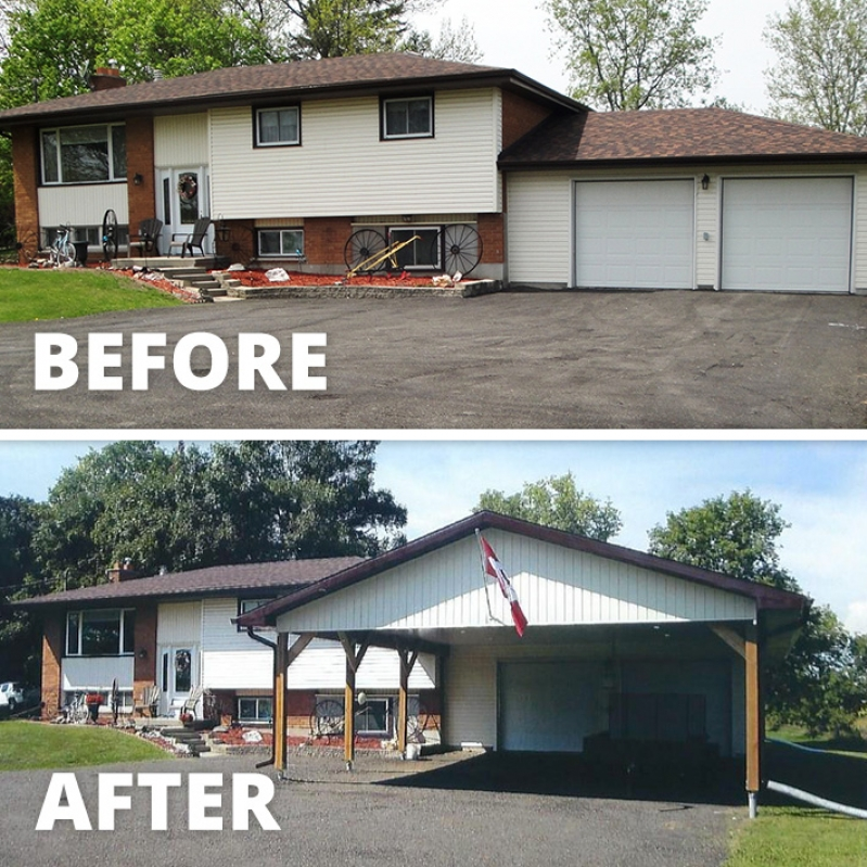 House Renovation Belleville Ontario Before And Afters