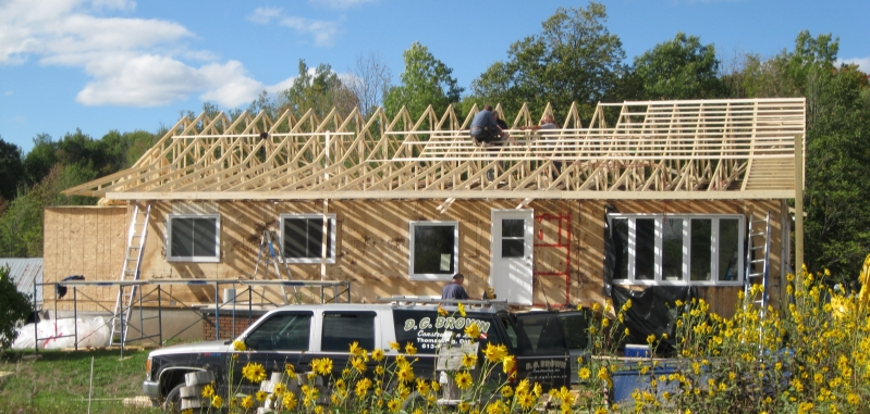 Madoc Addition Renovation Contractor DG Brown Construction - Home renovation companies near me