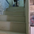 Complete removal of staircase